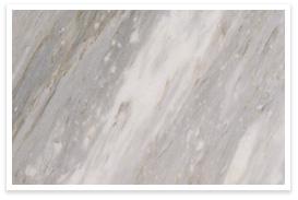 マーブリング塗装の彎曲